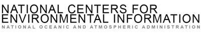 National Centers for Environmental Information