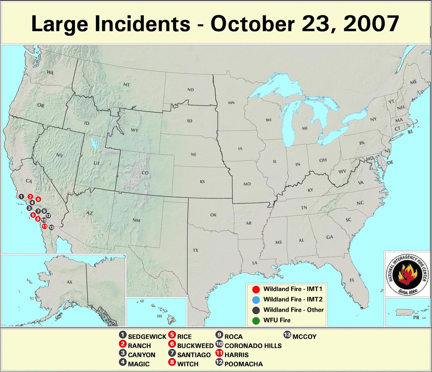 A Widespread Noxious Cool Season Annual: Drought - Annual 2007