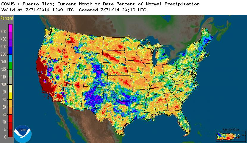 Synoptic Discussion - July 2014 | State of the Climate | National ...