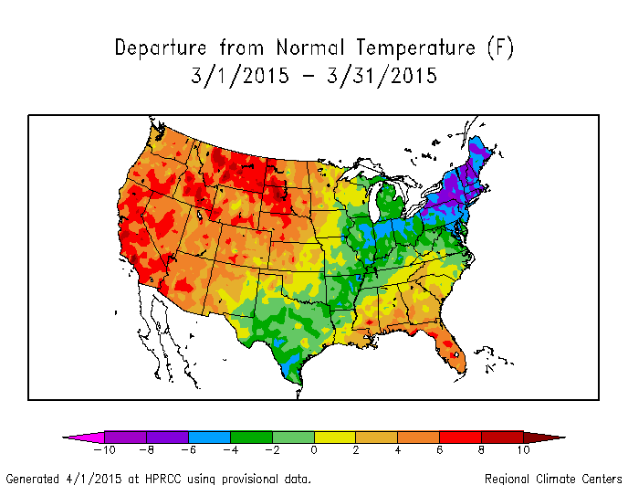 Drought March State Of The Climate National Centers For - Us weather map march