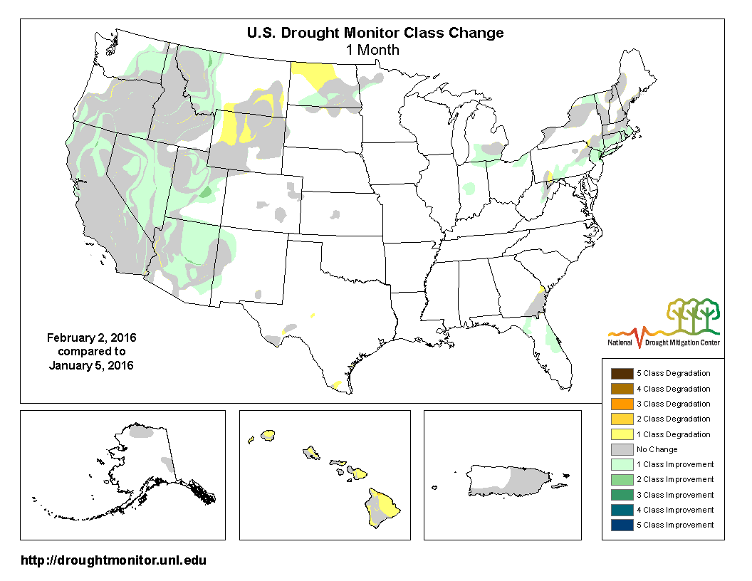 Synoptic Discussion January  State Of The Climate - Us weather patterns map