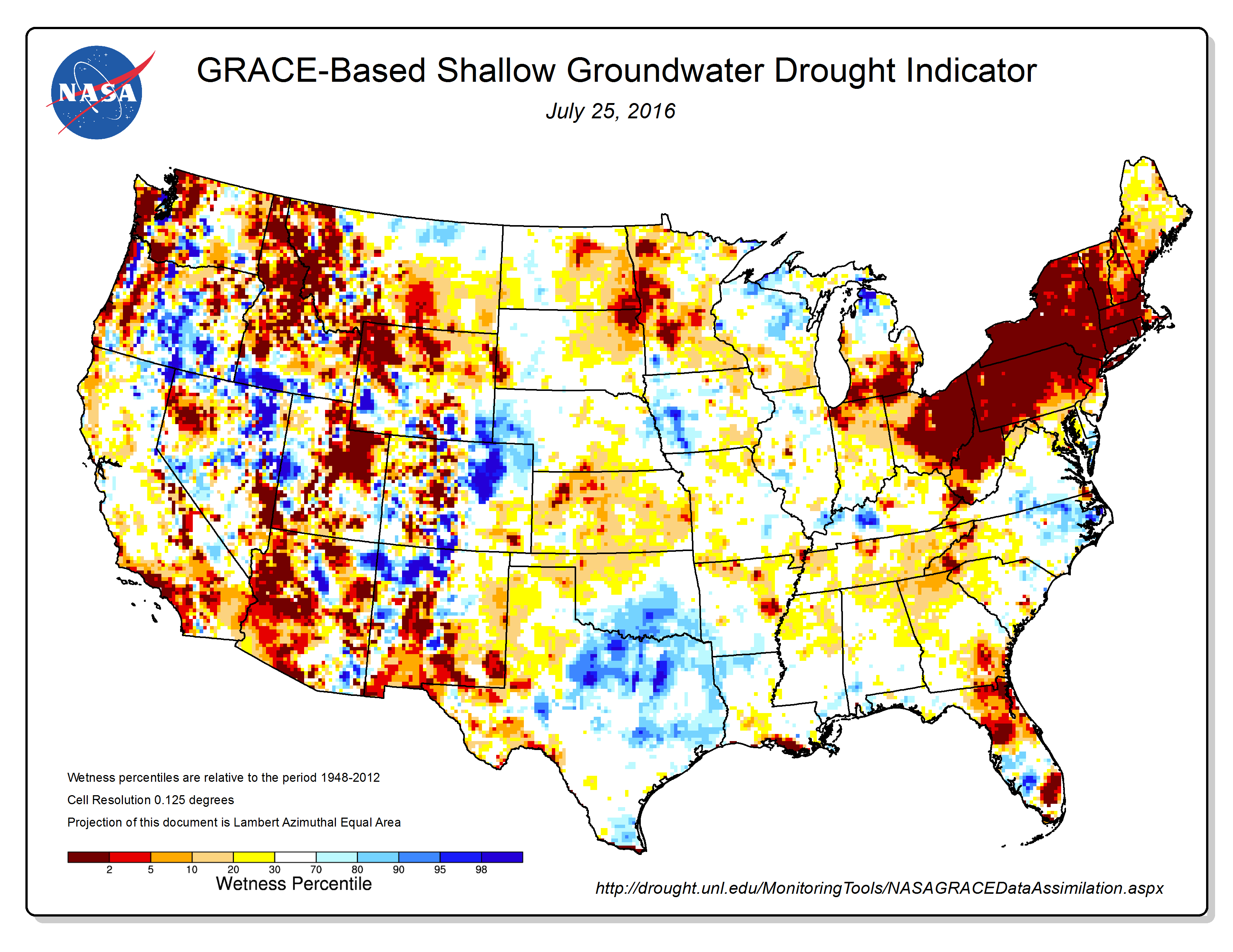 Drought July State Of The Climate National Centers For - Georgia map activity tier 2