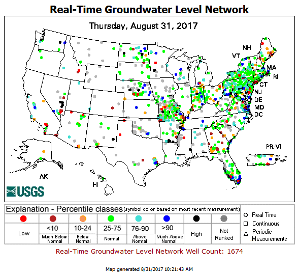 Abnormal Dryness And Moderate Drought Expanded In The Northeast Especially Maine The Maine Dryness Was Reflected In Evapotranspiration Esi