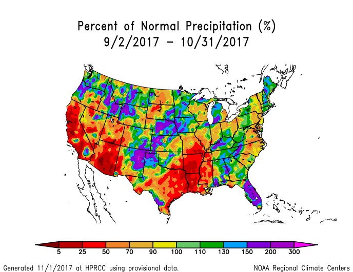 Drought October State Of The Climate National Centers - Northeast region us map