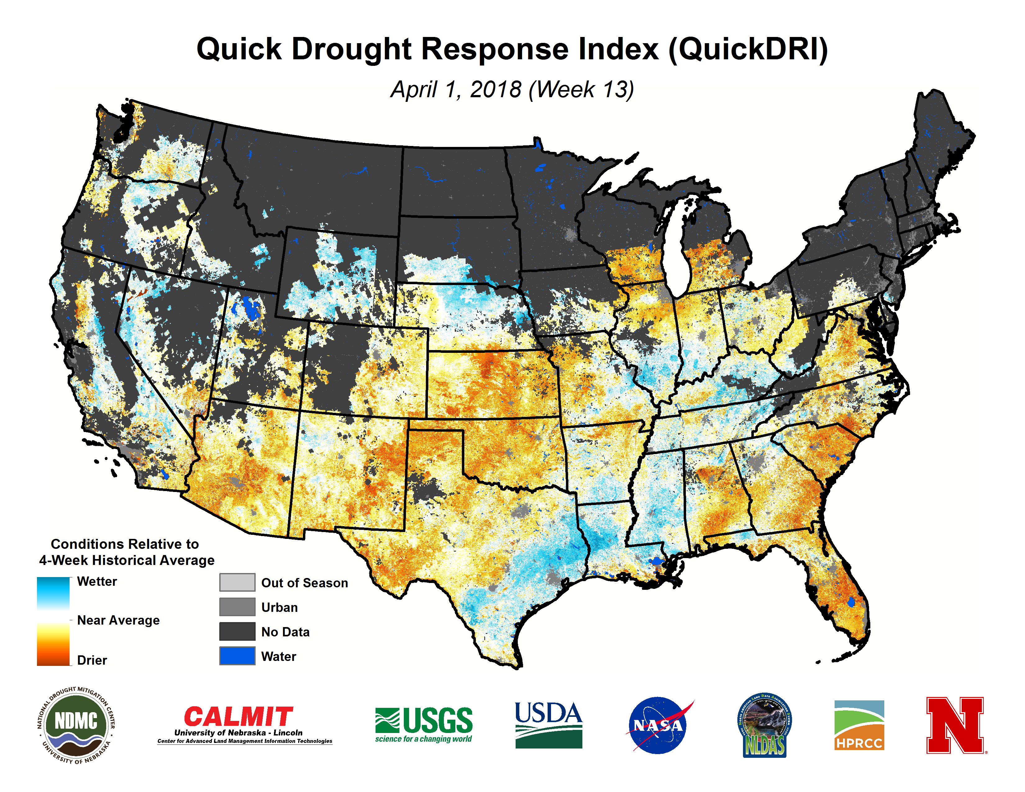 groundwater usgs observations nasa grace model streamflow soil moisture smos satellite observations and cpc leaky bucket vic nasa grace