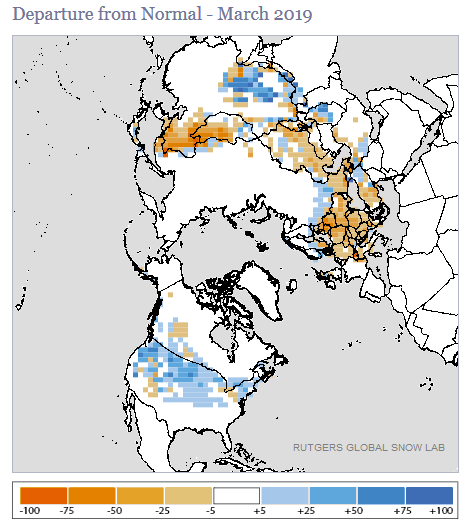 Synoptic Discussion - March 2019 | State of the Climate