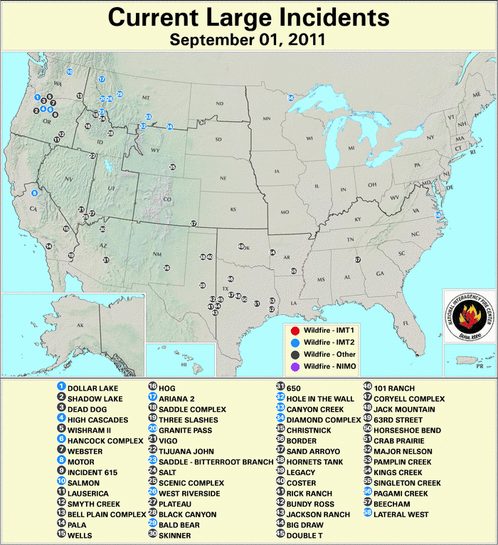 Pagami Creek Fire Map.Wildfires September 2011 State Of The Climate National Centers