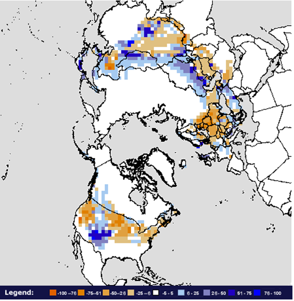 Global Snow and Ice - December 2011   State of the Climate ...